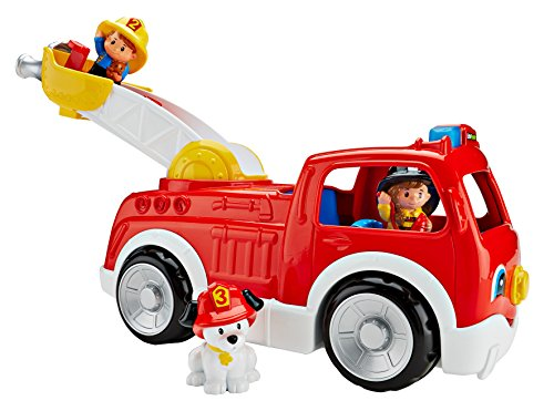Fisher-Price-Little-People-Lift-n-Lower-Fire-Truck