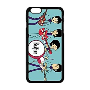 Lucky Cartoon The Beatles Hot Seller Stylish Hard Case Cover For Apple Iphone 6 Plus 5.5 Inch