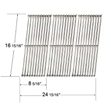 66123 - Centro, Char-Broil, Fiesta, Kenmore, Kirkland, Kmart, Master Chef, Savor Pro and Thermos Stainless Steel Cooking Grid