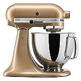 Kitchenaid Ksm150pscz Artisan 5-qt. Stand Mixer Golden Shimmer by KitchenAid