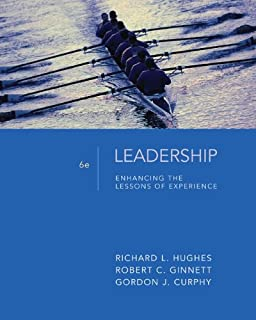 Leadership enhancing the lessons of experience with connect access leadership enhancing the lessons of experience 6th edition fandeluxe Choice Image