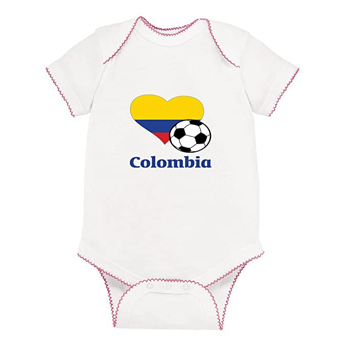 c51a084c952b Amazon.com  Colombian Soccer Colombia Football Combed Ring-Spun ...