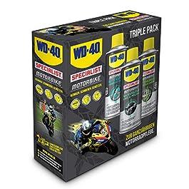 WD-40 Specialist Motorbike Motorradpflegeset