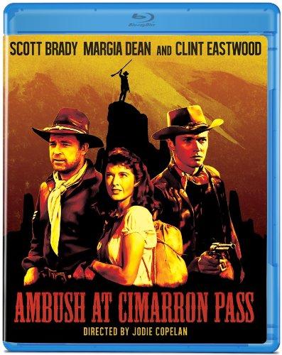 Ambush at Cimarron Pass [Blu-ray]