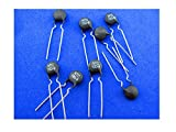 500pcs Thermistor Resistor NTC 10D-9(10Ω Diameter 9mm)thermistor High Stability