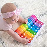 Fat Brain Toys Rock 'n Roller Piano Baby Toys