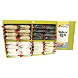 MOTHER HANGWA No. 2 Korean Healthy Delicious Traditional Soft Rice Individual Packaging Snack Box 17.6oz