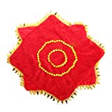 Dancing Handkerchief in Red
