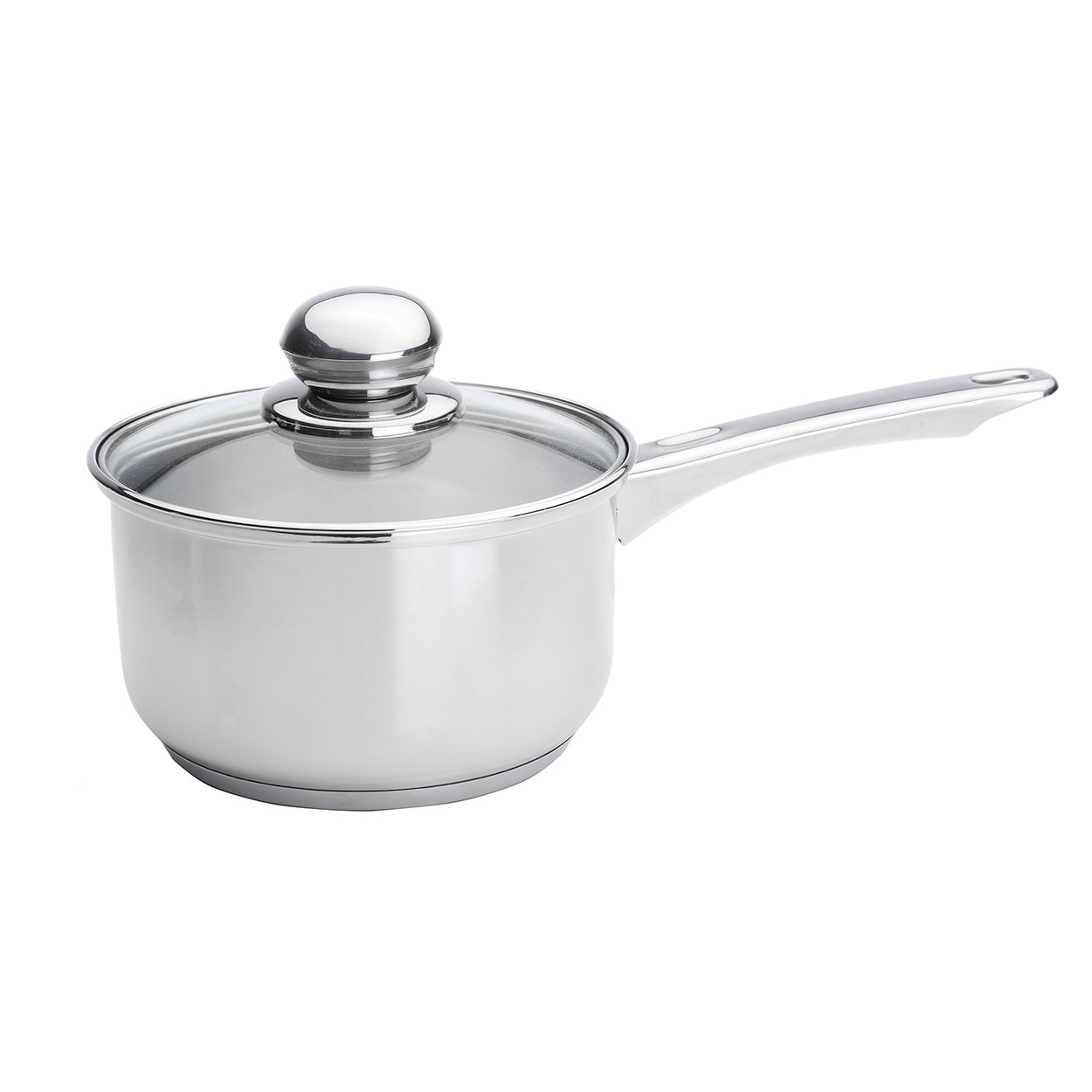 Kinetic Classicor Series Stainless-Steel 3-Quart Saucepan with Lid 29103