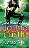img - for Canyons of Night (Looking Glass Trilogy (Large Print)) by Jayne Castle (2011-09-07) book / textbook / text book