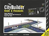 O gauge 7mm 1:48 scale Model Railroad ROADS & PAVEMENTS Kit The CityBuilder