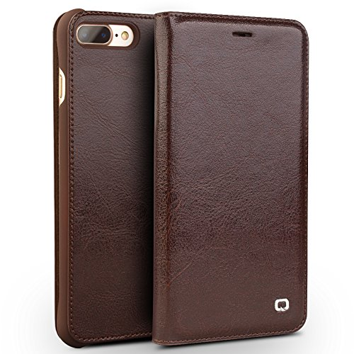 iPhone QIALINO Genuine Leather Wallet