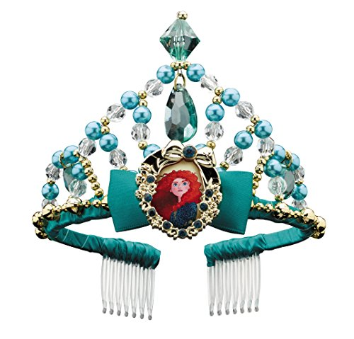 Merida Classic Disney Princess Brave Disney/Pixar Tiara, One Size Child