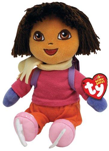 """Dora the explorer - Dora Skating Plush - ?20cm 8"""""""