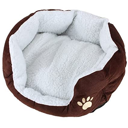 Judicious Cuccia per Animali Domestici Animali Domestici con Cuccia per Cani Calda in Autunno e in Inverno