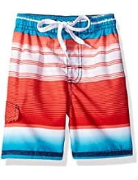 Boys' Echo Quick Dry UPF 50+ Beach Swim Trunk