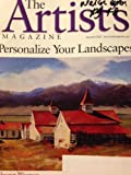 the artist s magazine november 2002 single issue magazine volume 19 number 11 bonus richard schmid s studio; personalize your landscape; secret weapon for sparkling reflections 19