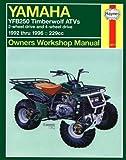 Yamaha YFB 250 Timberwolf '92'96 (Haynes Repair Manuals) by Haynes (1999-01-15)
