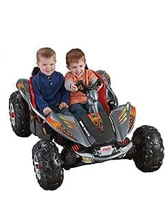 Power Wheels Dune Racer - Lava Red & Black