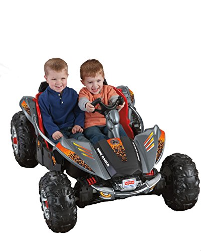 Power Wheels Dune Racer - Lava Red & Black