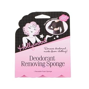 Amazon Hollywood Deodorant Removing Sponge 1 Reusable Foam
