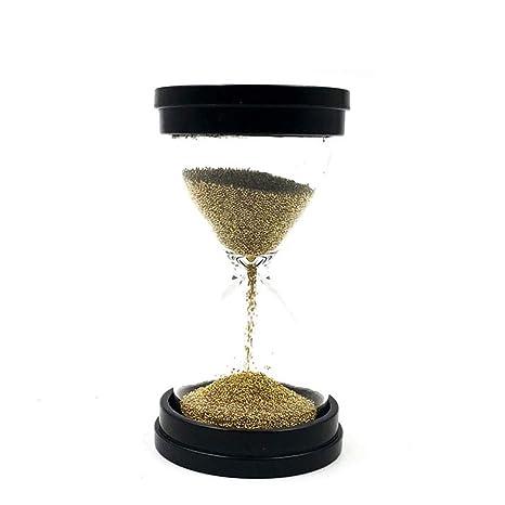 Healifty Temporizador de Reloj de Arena Temporizador de Movimiento 30 Segundo Decoracion para Oficina Casa Salón