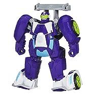 B1013 Heroes Transformers Rescue Bots Blurr Figure