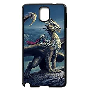 Case Of Dragon customized Bumper Plastic case For samsung galaxy note 3 N9000