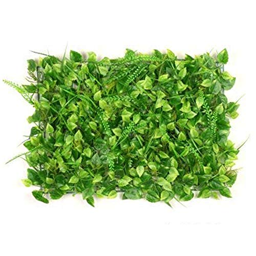Amazon Com Ynfngxu Artificial Boxwood Fence Screening Board Fake