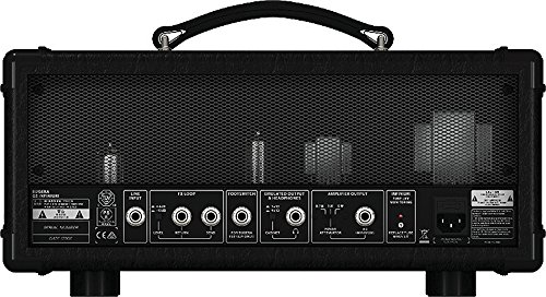 bugera g5 5 watt class amplifier head with infinium tube life multiplier morph eq reverb black. Black Bedroom Furniture Sets. Home Design Ideas