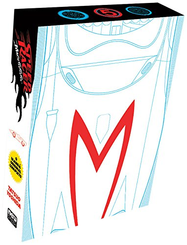 Speed Racer. Mach Go Go Go Completo - Caixa Exclusiva