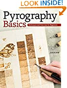 #2: Pyrography Basics: Techniques and Exercises for Beginners (Fox Chapel Publishing) Skill-Building Step-by-Step Instructions & Patterns with Temperature, Time, Texture & Layering Advice from Lora Irish