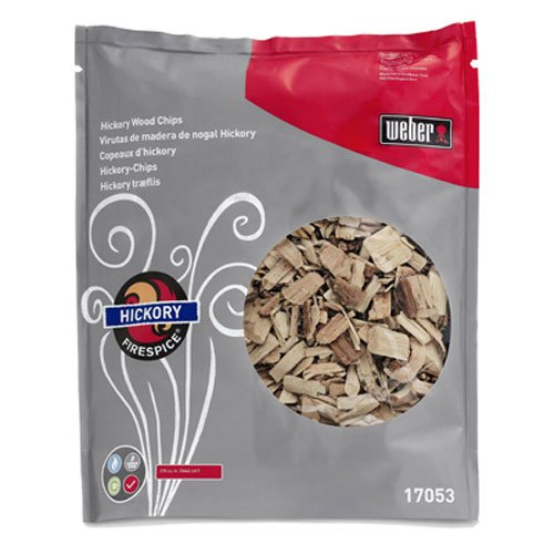 Weber 17053 Hickory Chips 3 Pound