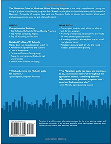 planetizen guide to graduate urban planning programs pdf free