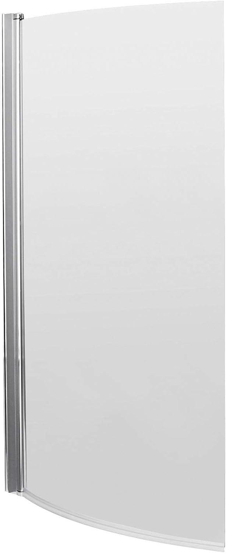 Premier NBBS1 Mampara para bañera, transparente: Amazon.es: Bricolaje y herramientas
