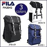 FILA(フィラ) ネイビー (縦幅)45×(横幅)28×(マチ)15cm