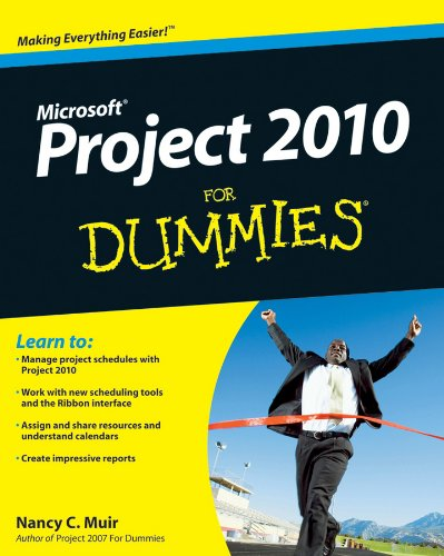 Project 2010 For Dummies Pdf