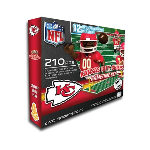 NFL Kansas City Chiefs Game Time Set by OYO