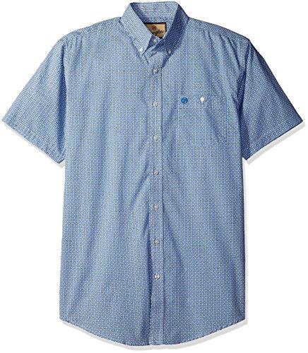 Wrangler Classic Long Sleeve Shirt (White) - 8