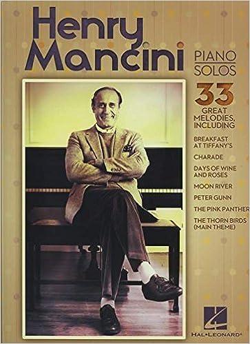 Henry Mancini Piano Solos