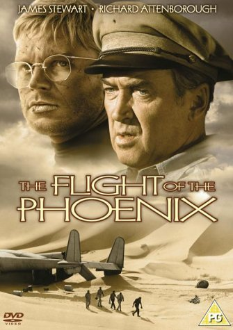 The Flight of the Phoenix by James Stewart