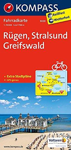 rgen-stralsund-greifswald-fahrradkarte-gps-genau-1-70000-kompass-fahrradkarten-deutschland-band-3020