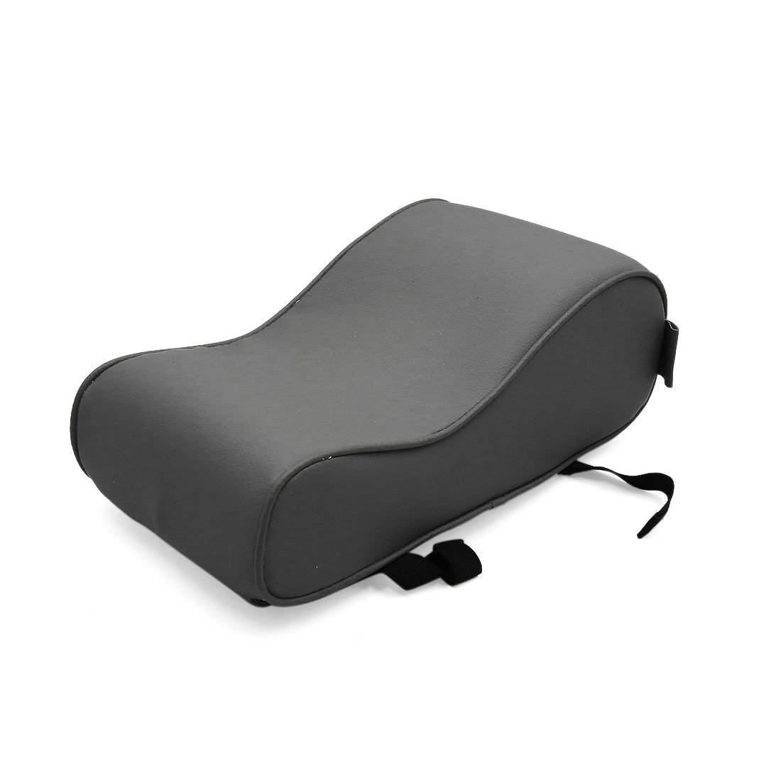 uxcell Gray Faux Leather Universal Multifunctional Armrest Pad Cushion for Car SUV by uxcell (Image #5)