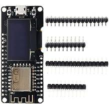 FOR-Arduino Arduino Kits, LDTR-WG0139 Nodemcu Wifi And NodeMCU ESP8266 + 0.96 Inch OLED Board