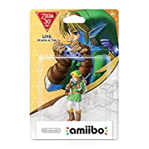 Nintendo Link Amiibo Ocarina of Time-The Legend of Zelda Series - Zelda Series Edition