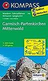 Garmisch-Partenkirchen, Mittenwald 1 : 35 000