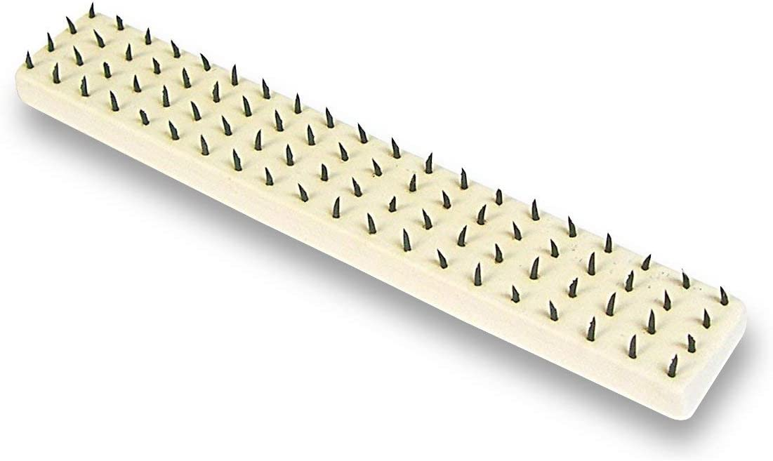 Multi Point Bar Stilt Has 80 Points for Kiln Firing of Heavy Ceramic and Pottery Pieces Low FIRE: Cone 01-02