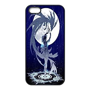 JamesBagg Phone case dragon at sky pattern For Apple Iphone 5 5S Cases FHYY445701