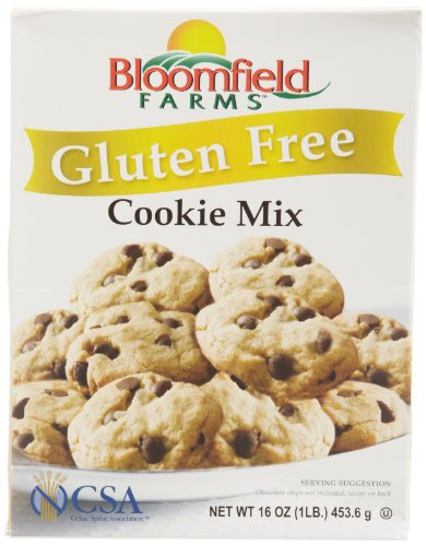 Price comparison product image Bloomfield Farms Cookie Mix,  gluten free,  16-Ounce