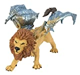 Safari Ltd. Mythical Realms Manticore - Realistic Hand Painted Toy Figurine Model - Quality Construction from Phthalate, Lead and BPA-Free Materials - Ages 3 and Up